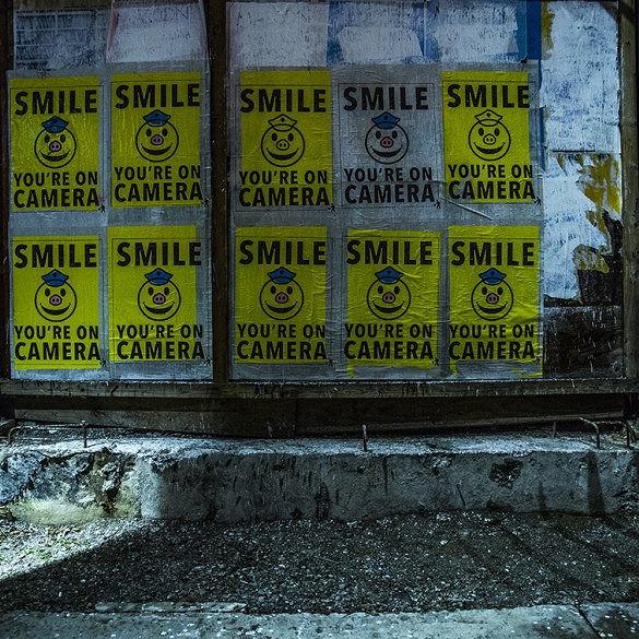 Smile You're On Camera Posters - SOLD OUT