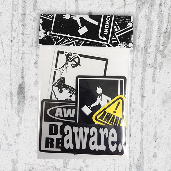 Aware Sticker Pack (Limited Edition)