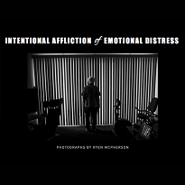 Intentional Affliction of Emotional Distress Photo Book