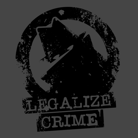 Legalize Crime T-Shirt