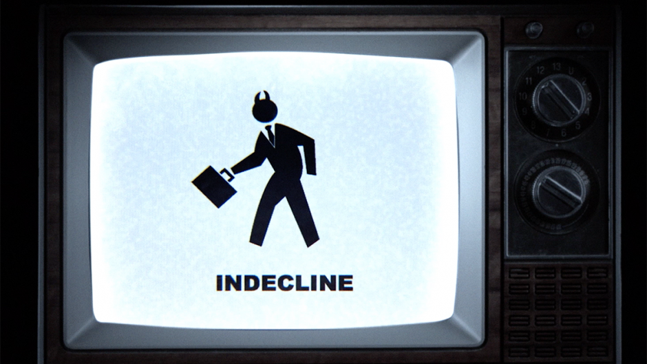 THIS IS INDECLINE